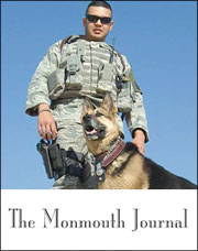 Foundation Collecting Donations for U.S. Military Working Dog Teams